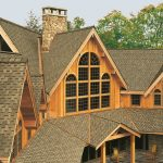 Photo of a home using GAF's Grand Sequoia Cedar shingles